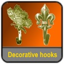 Decorative Hooks